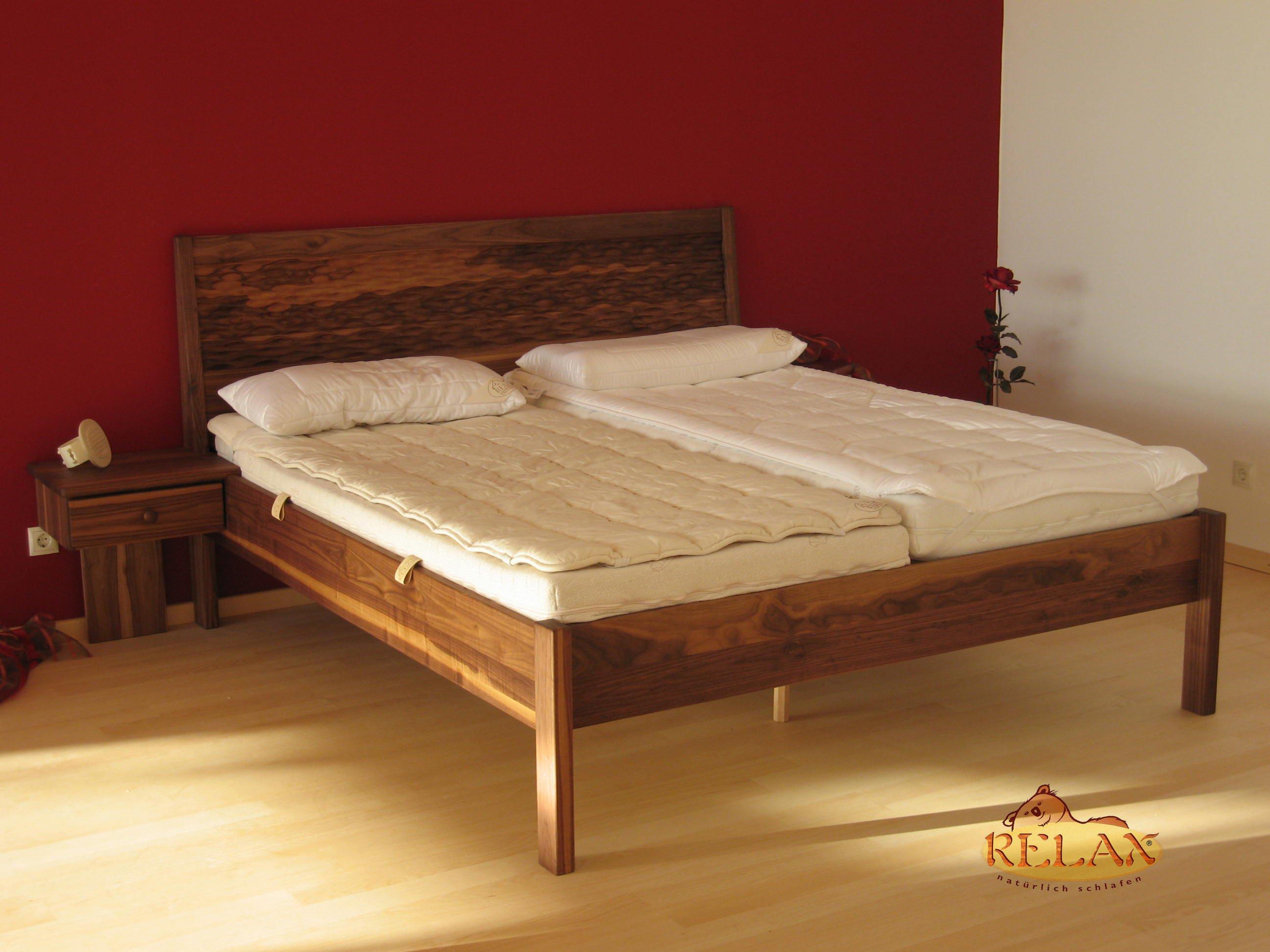 massiv bett donau bei schreinerei loferer in holzkirchen bei miesbach. Black Bedroom Furniture Sets. Home Design Ideas