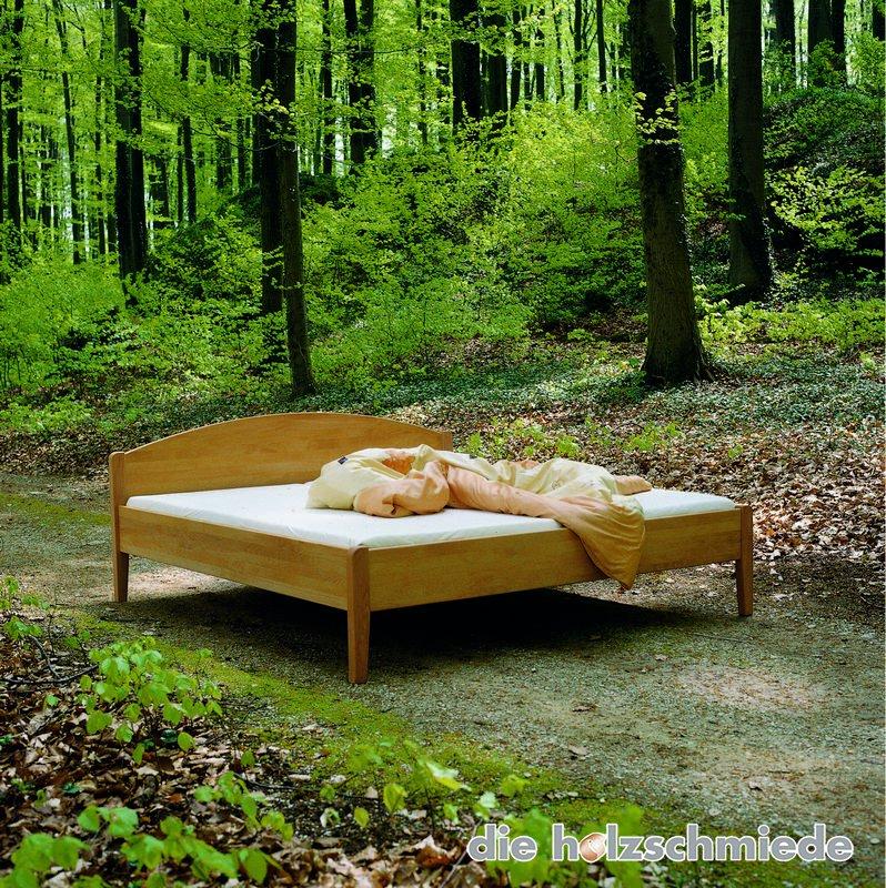 massivholz bett basis von schreinerei gsund schlafen und. Black Bedroom Furniture Sets. Home Design Ideas