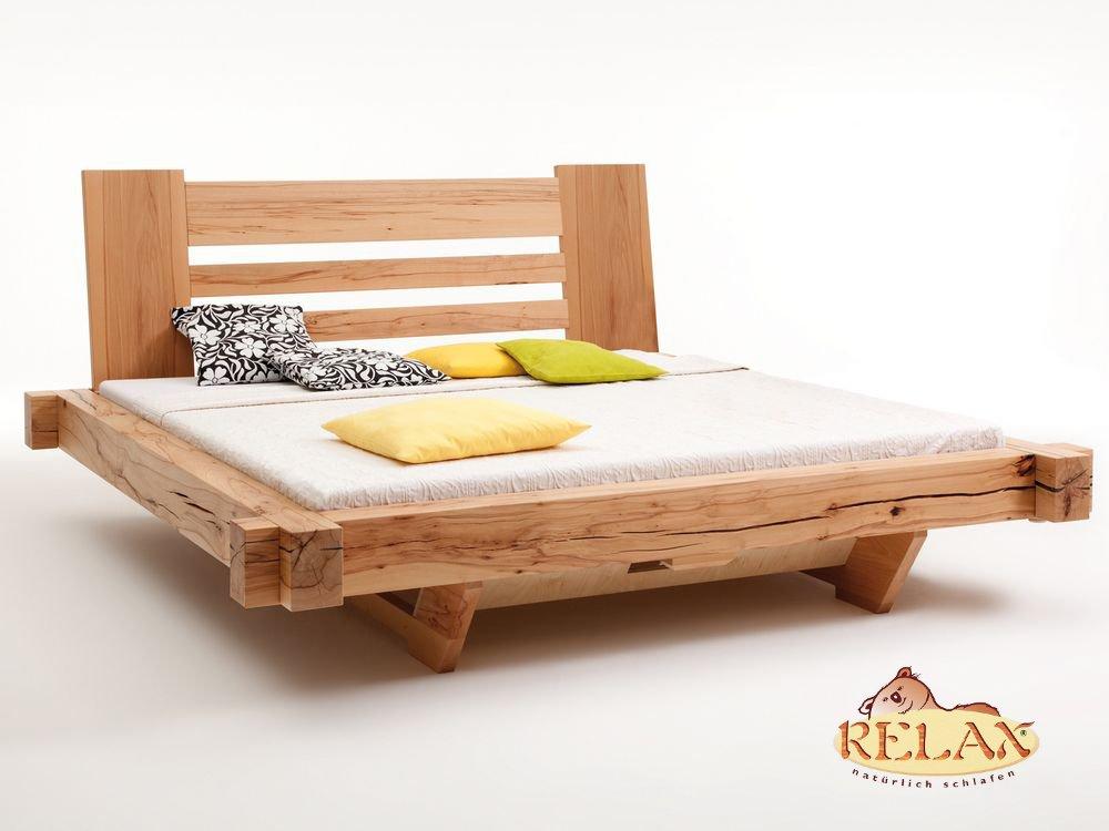balkenbetten massivholz bei schreinerei loferer in. Black Bedroom Furniture Sets. Home Design Ideas