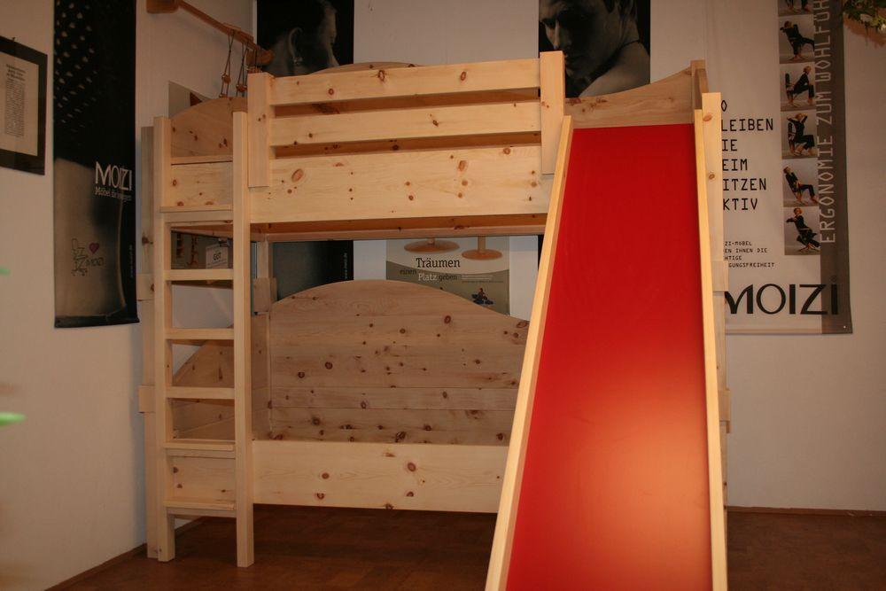 Hochbett Schreiner hochbett schreiner hochbett neuwertig schrank und treppe