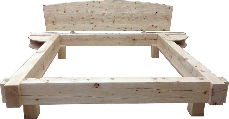zirbe balkenbett gsund schlafen und wohnen loferer ihr profi f r zirbenholz balkenbetten in. Black Bedroom Furniture Sets. Home Design Ideas
