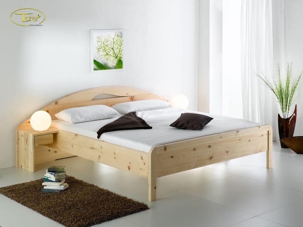balkenbett zirbe von der schreinerei loferer aus holzkirchen. Black Bedroom Furniture Sets. Home Design Ideas