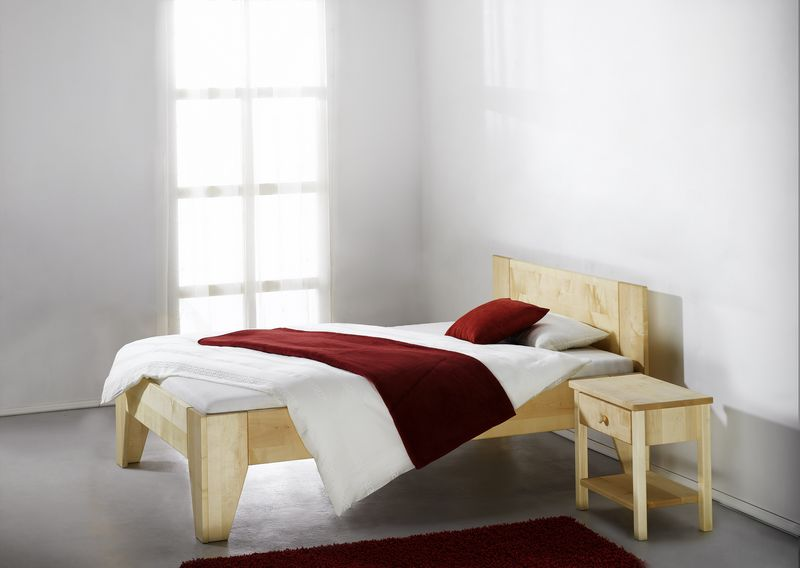 bett nova bei schreinerei loferer aus holzkirchen. Black Bedroom Furniture Sets. Home Design Ideas