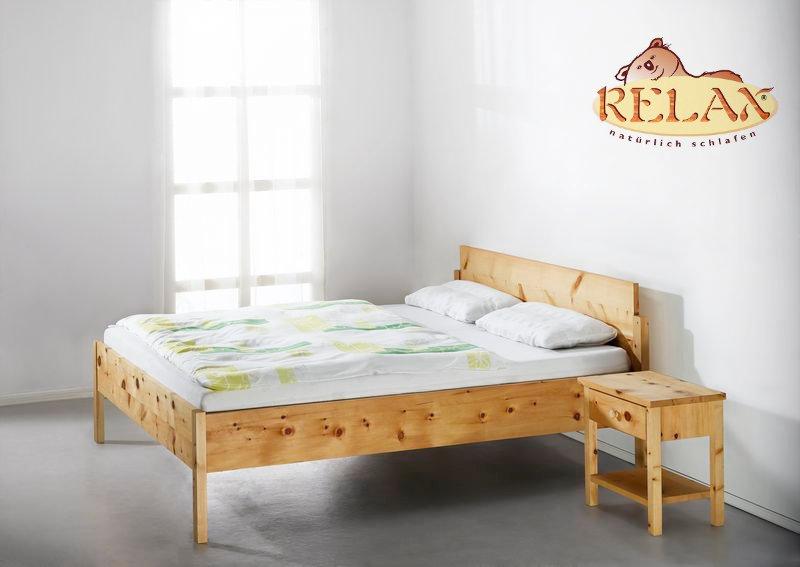 Relax Bett Zirbe Sunset 2