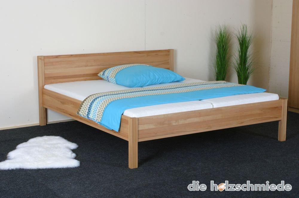 massivholz bett diogenes in zirbelkiefer und buche von der schreinerei loferer aus holzkirchen. Black Bedroom Furniture Sets. Home Design Ideas