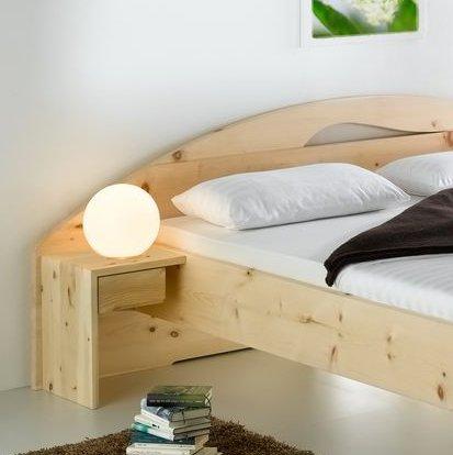 bett zirbe. Black Bedroom Furniture Sets. Home Design Ideas