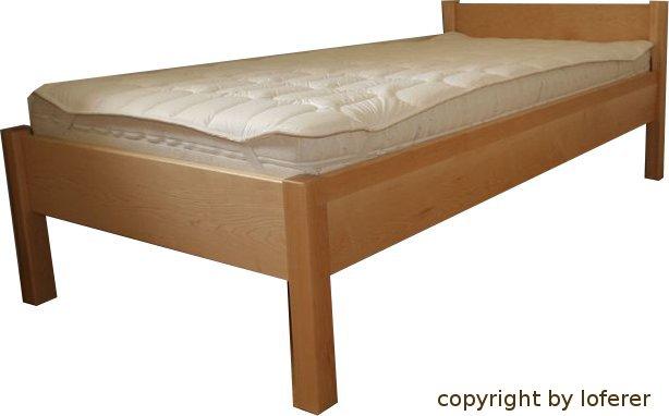 Bett canadischer Ahorn
