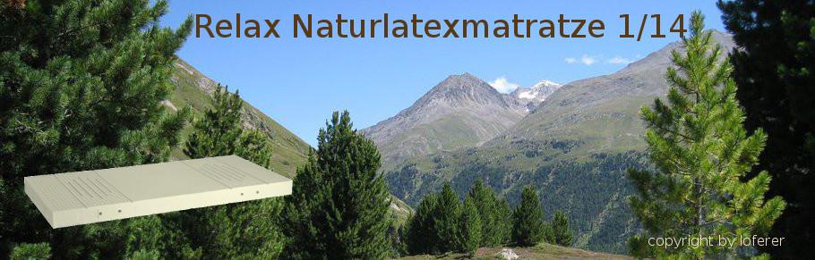 Naturlatex 14cm