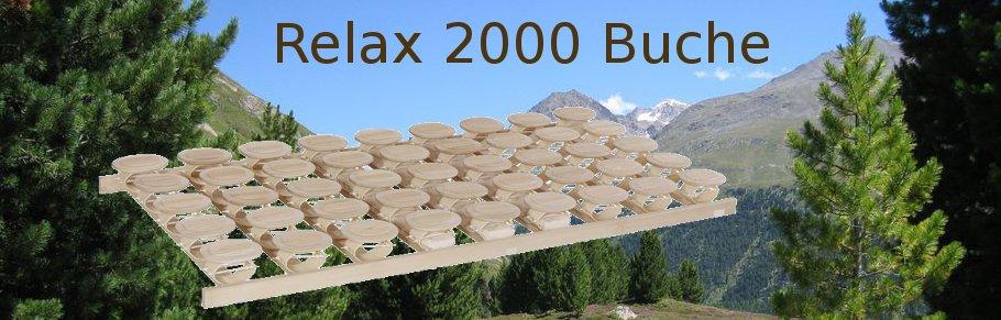 relax 2000 buche gsund schlafen und wohnen loferer. Black Bedroom Furniture Sets. Home Design Ideas
