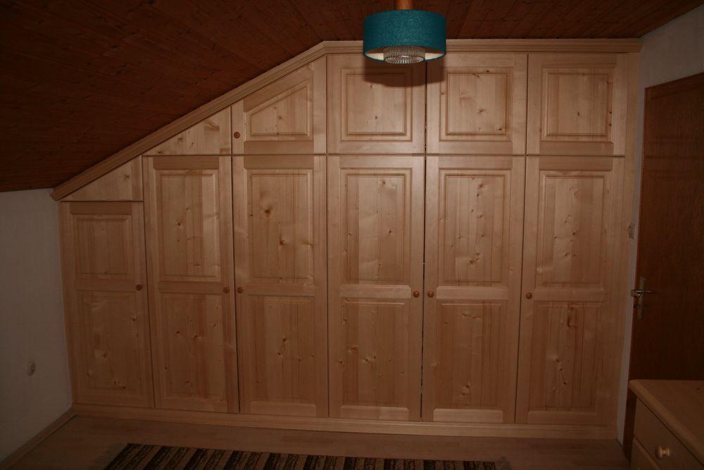 Schlafzimmerschrank in Dachschräge - Relax Bettsysteme ...