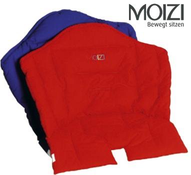 Moizi 1 Sitzkissen blau und rot