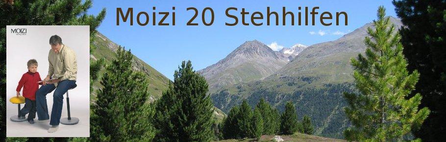 Moizi 20 Stehhilfe