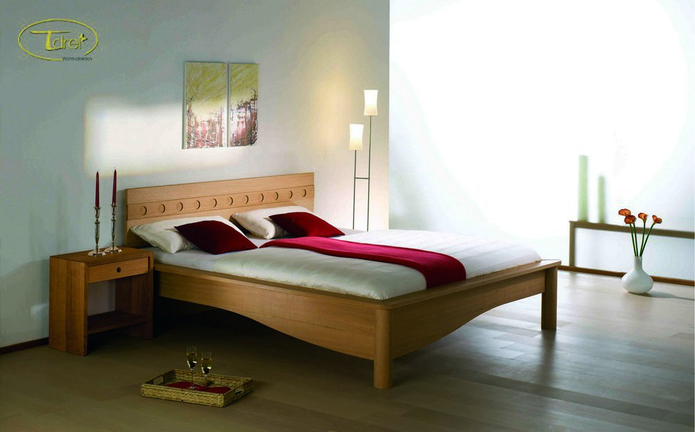 bett milano bei der schreinerei loferer in holzkirchen zwischen m nchen und rosenheim. Black Bedroom Furniture Sets. Home Design Ideas