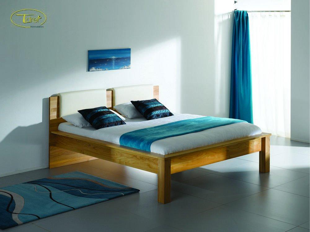 bett como in kirschbaum bei der schreinerei loferer in. Black Bedroom Furniture Sets. Home Design Ideas